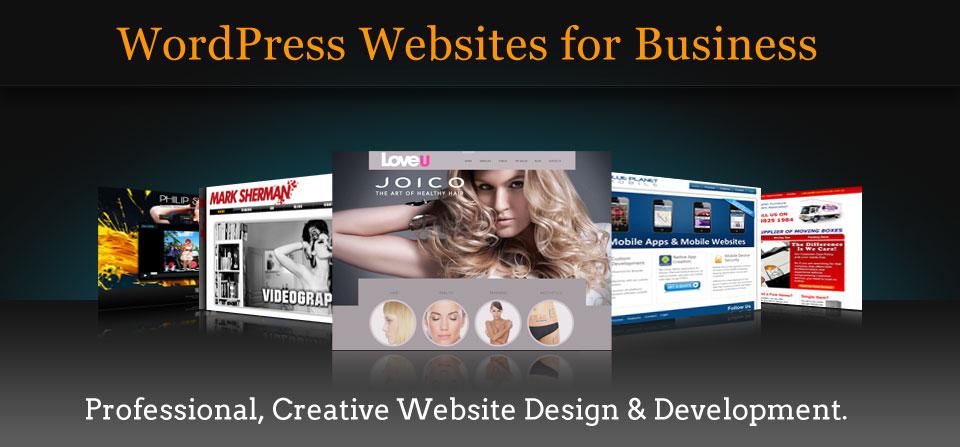 Thiết kế website bằng wordpress