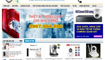 thiet ke website ban hang gia re