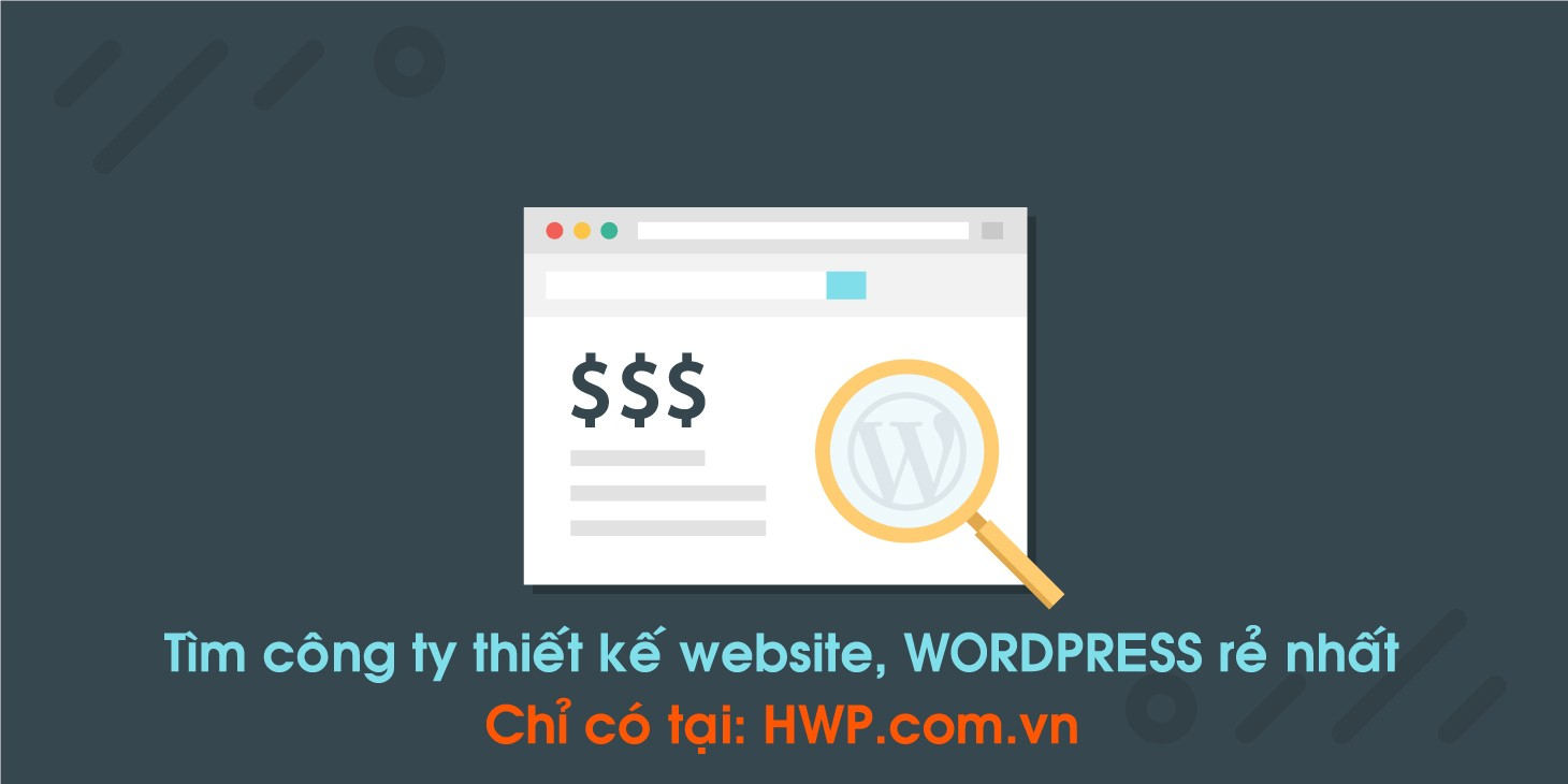 cong ty thiet ke website wordpress gia re
