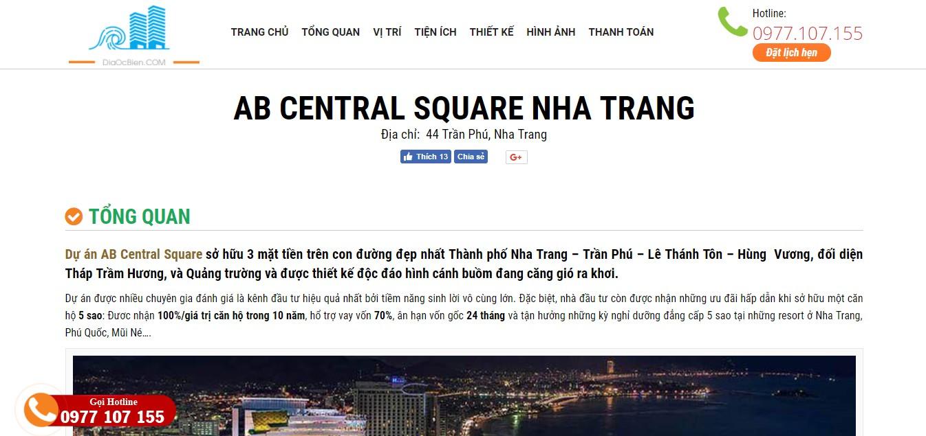 mau website bat dong san dep