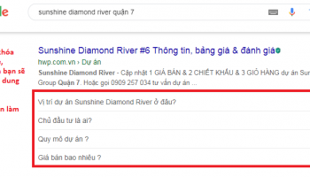 FAQs Rich Snippets